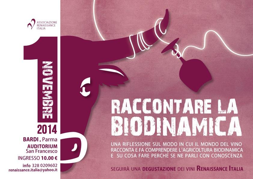 Locandina Biodinamica Fornovo